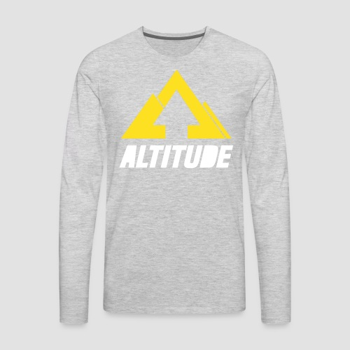 Empire Collection - Yellow - Men's Premium Long Sleeve T-Shirt