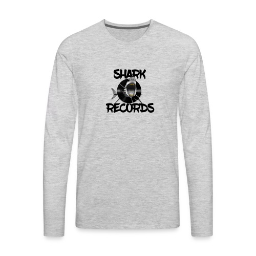 SharkRecordsTV - Men's Premium Long Sleeve T-Shirt