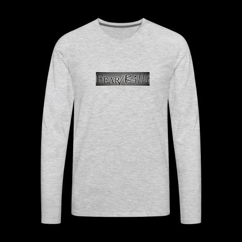 Fear/Kills 2 - Men's Premium Long Sleeve T-Shirt