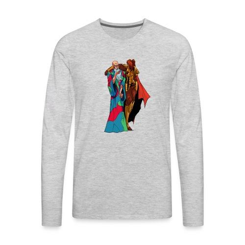 anjelicaPRO png - Men's Premium Long Sleeve T-Shirt