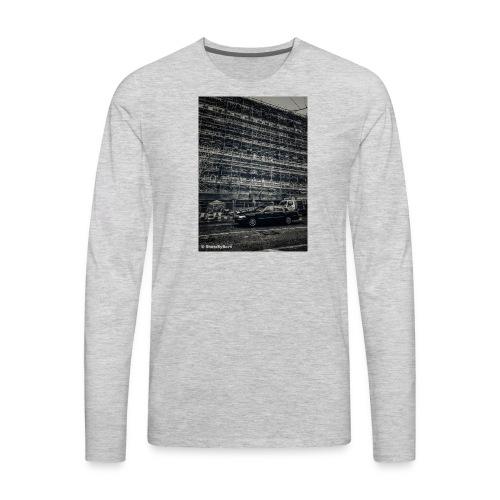 NYC Street 2 - Men's Premium Long Sleeve T-Shirt