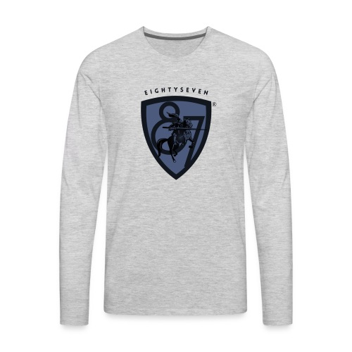 2021 eighty87seven b05 - Men's Premium Long Sleeve T-Shirt