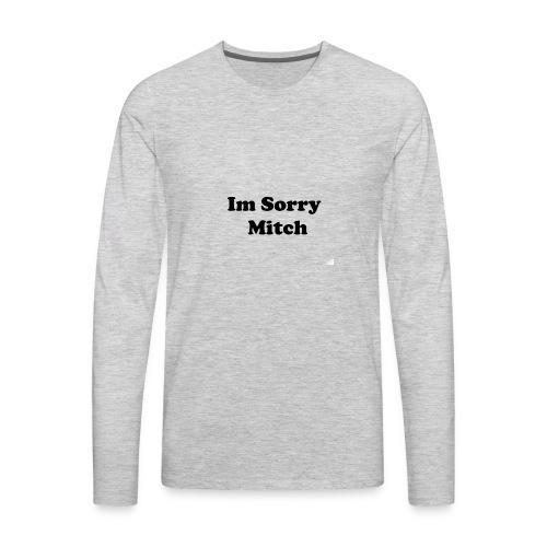 mitch - Men's Premium Long Sleeve T-Shirt