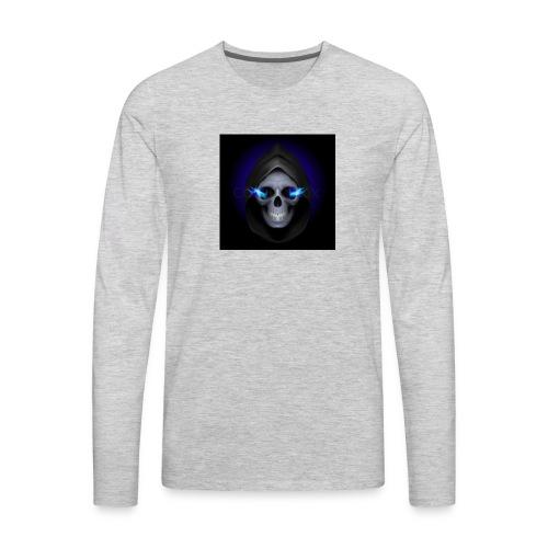 codz gming logo - Men's Premium Long Sleeve T-Shirt