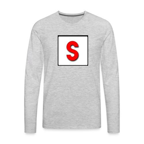 clan logo - Men's Premium Long Sleeve T-Shirt