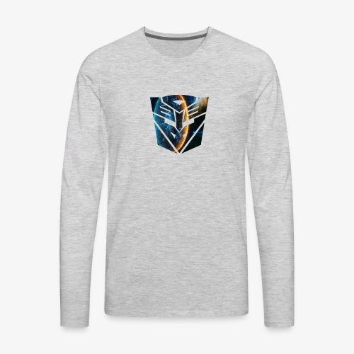 Transformers - Men's Premium Long Sleeve T-Shirt