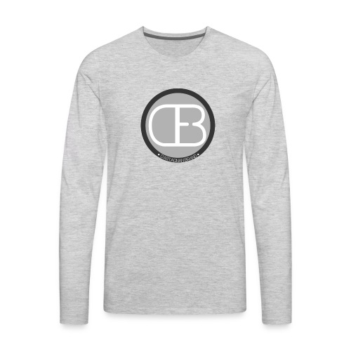 D'ARTAGNAN BRAND - Men's Premium Long Sleeve T-Shirt