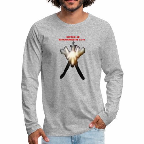 ESPE CIE DE EXTRATERRESTRE C2 T9 - Men's Premium Long Sleeve T-Shirt