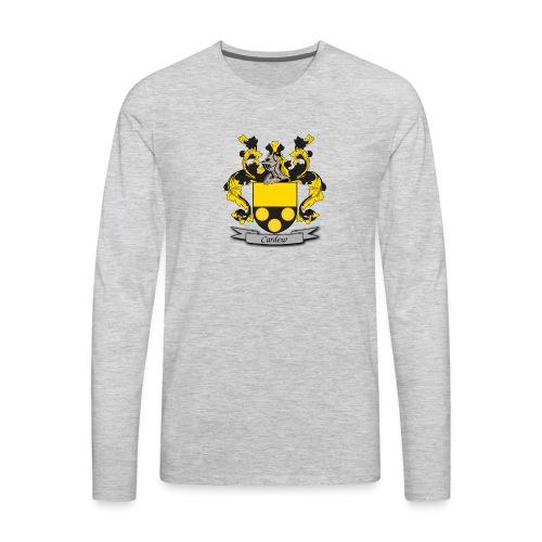 Cardew Family Crest - Men's Premium Long Sleeve T-Shirt