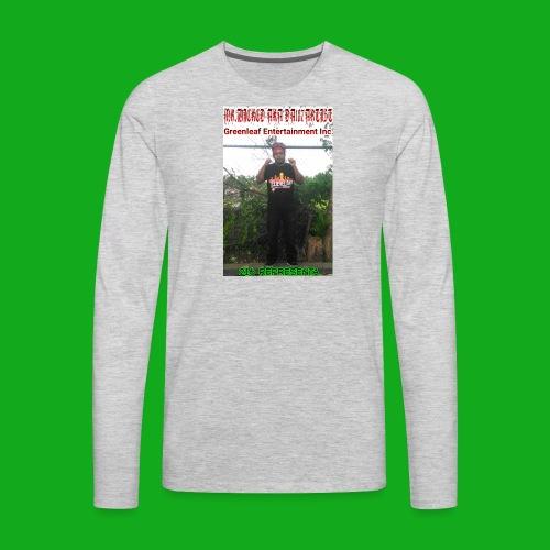 Mr.Wicked 216 Representa - Men's Premium Long Sleeve T-Shirt