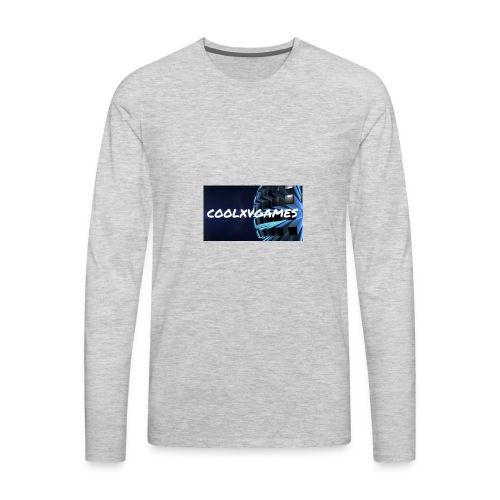 coolxvgames21 - Men's Premium Long Sleeve T-Shirt