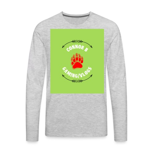 #beabooty - Men's Premium Long Sleeve T-Shirt