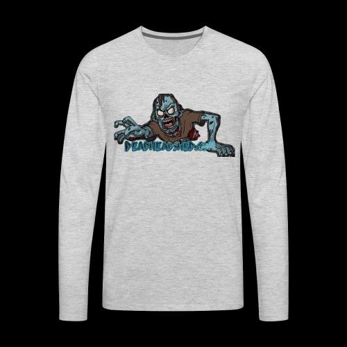 Dark zombie - Men's Premium Long Sleeve T-Shirt