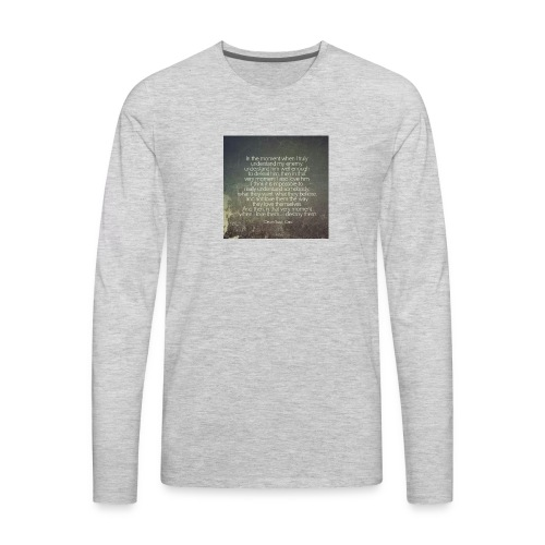l.bcool - Men's Premium Long Sleeve T-Shirt