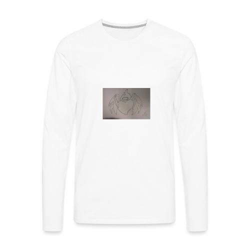 Angel - Men's Premium Long Sleeve T-Shirt
