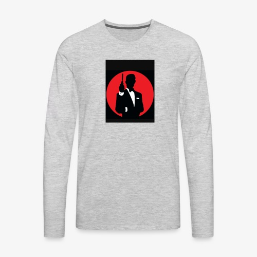 Street GENTLEMEN - Men's Premium Long Sleeve T-Shirt