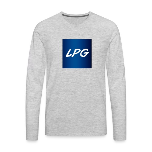 LiamPlaysGames SHOP - Men's Premium Long Sleeve T-Shirt