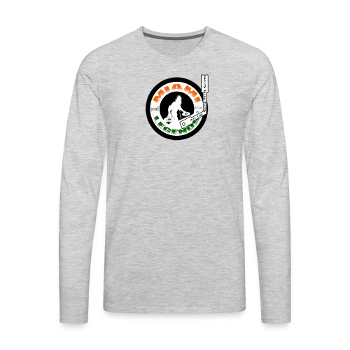 MIAMI LEGENDS GOT VINYL - Men's Premium Long Sleeve T-Shirt