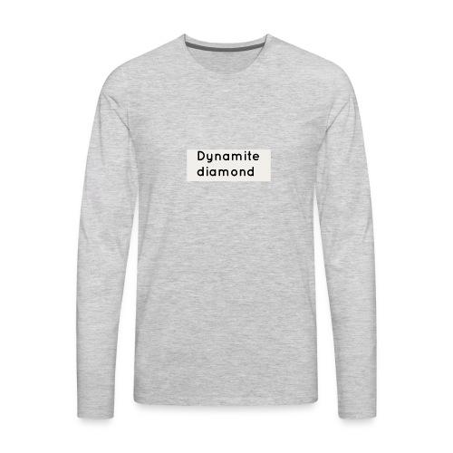The hoodie - Men's Premium Long Sleeve T-Shirt