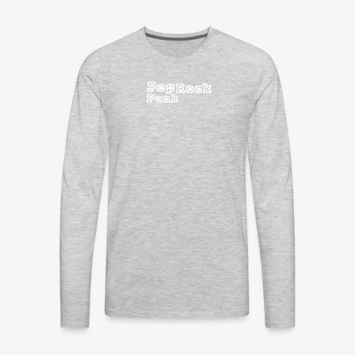 Punk Rock - Men's Premium Long Sleeve T-Shirt