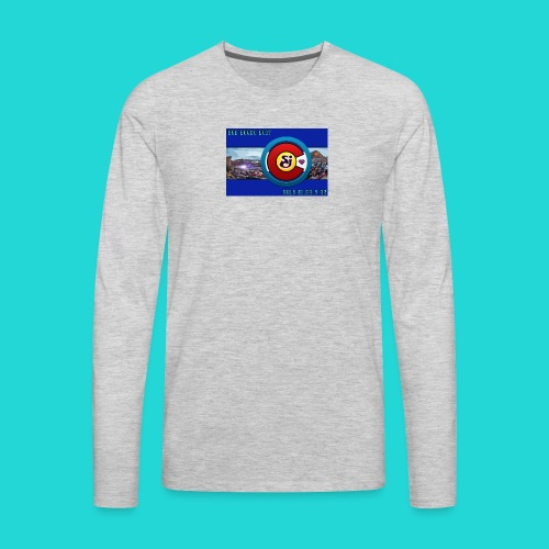 SCI String Cheese Incident Red Rocks 2017 2 - Men's Premium Long Sleeve T-Shirt