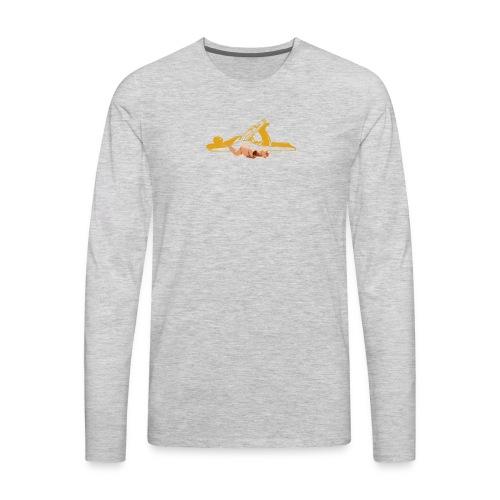 gpa tshirt - Men's Premium Long Sleeve T-Shirt
