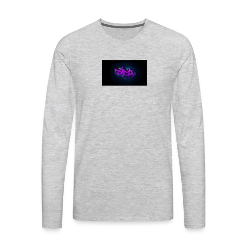 ScienceDaily - Men's Premium Long Sleeve T-Shirt