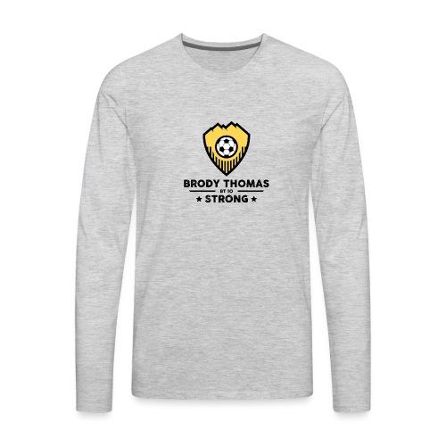 BT 10 STRONG - Men's Premium Long Sleeve T-Shirt