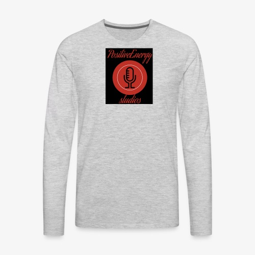 Positive Energy Studios - Men's Premium Long Sleeve T-Shirt