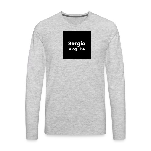 Sergio Lopez - Men's Premium Long Sleeve T-Shirt