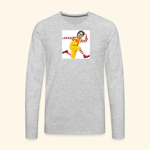 Mc Donald Sean dude - Men's Premium Long Sleeve T-Shirt