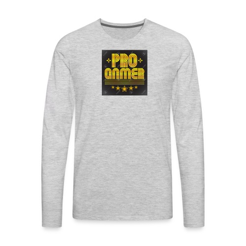 progamer 17 - Men's Premium Long Sleeve T-Shirt