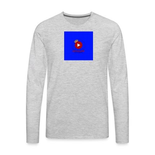 SKYxCLIPS 1504568877918 - Men's Premium Long Sleeve T-Shirt
