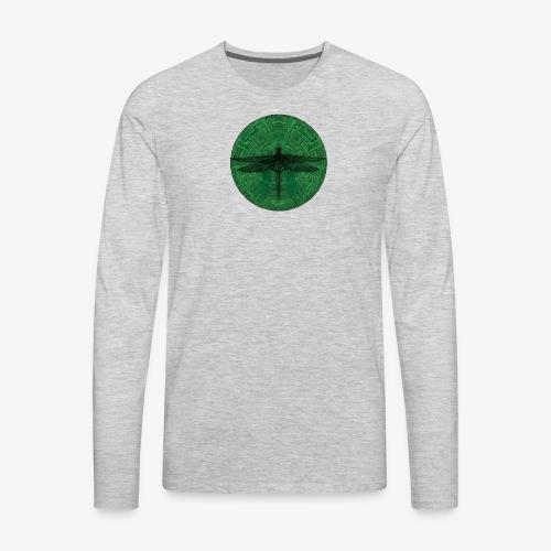 Stone Dragonfly - Men's Premium Long Sleeve T-Shirt