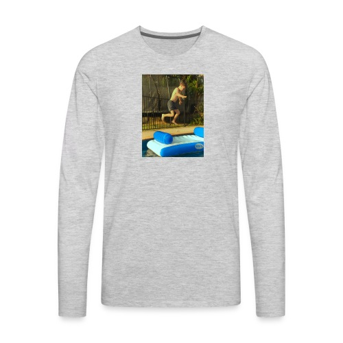 jump clothing - Men's Premium Long Sleeve T-Shirt