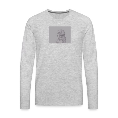AmatunauntaCreator - Men's Premium Long Sleeve T-Shirt