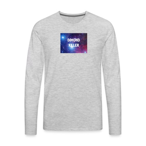 DIOMOND KILLERS MERCH - Men's Premium Long Sleeve T-Shirt