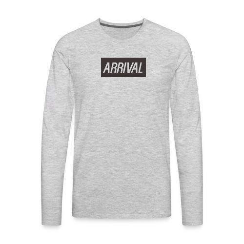 Arrival Apparel - Men's Premium Long Sleeve T-Shirt