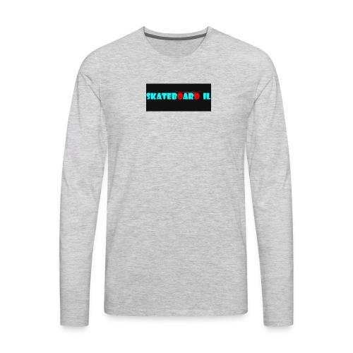logo og - Men's Premium Long Sleeve T-Shirt