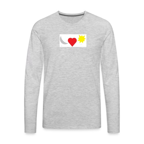 Love Collection - Men's Premium Long Sleeve T-Shirt