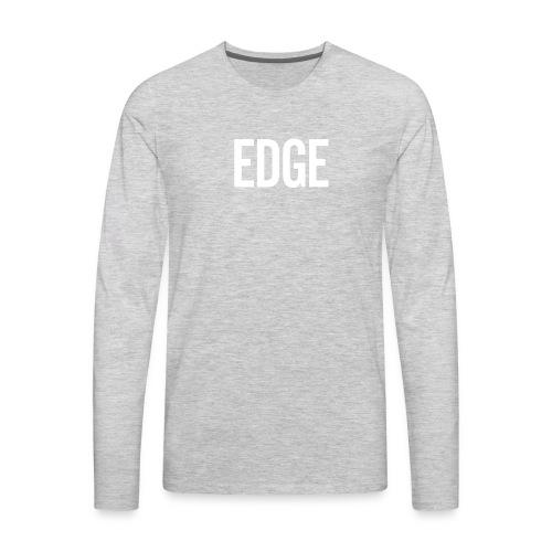 EDGE - Men's Premium Long Sleeve T-Shirt