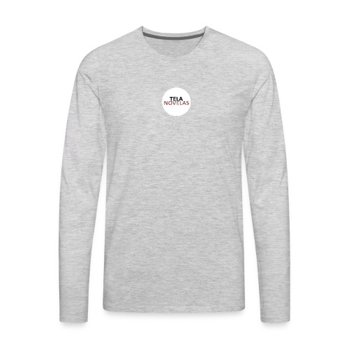 Telanovelas - Men's Premium Long Sleeve T-Shirt