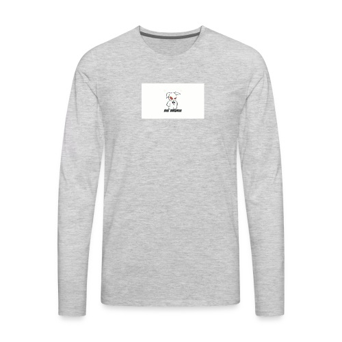 Stay Anonymous - Men's Premium Long Sleeve T-Shirt