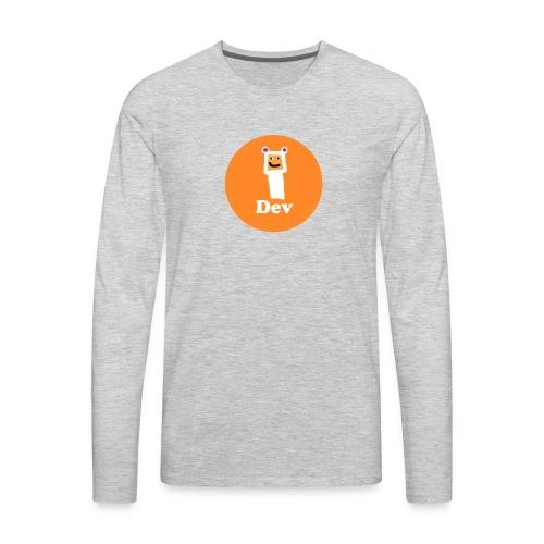 Dev Shirt - Men's Premium Long Sleeve T-Shirt