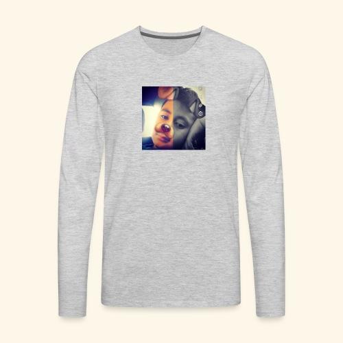 Liters gamer - Men's Premium Long Sleeve T-Shirt
