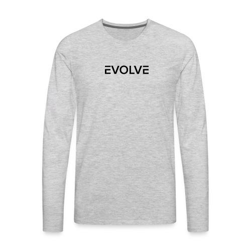 Evolve Apparel - Men's Premium Long Sleeve T-Shirt