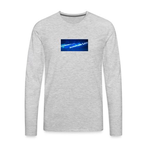 David Swagg - Men's Premium Long Sleeve T-Shirt