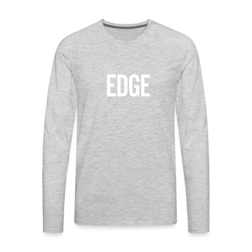 EDGE - Men's Premium Long Sleeve T-Shirt