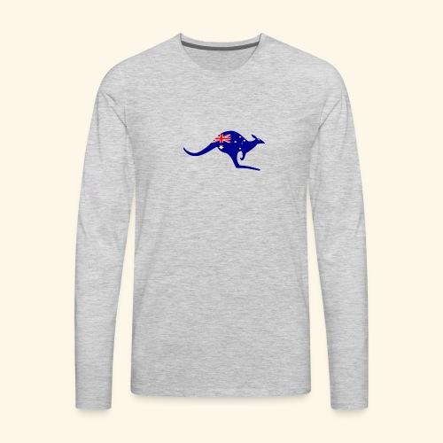 australia 1901457 960 720 - Men's Premium Long Sleeve T-Shirt