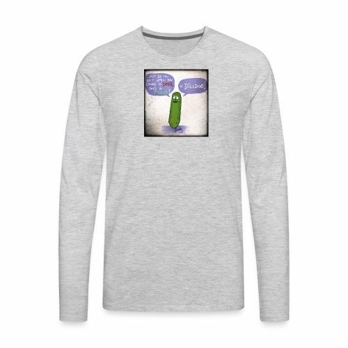 Rick and morty - Men's Premium Long Sleeve T-Shirt